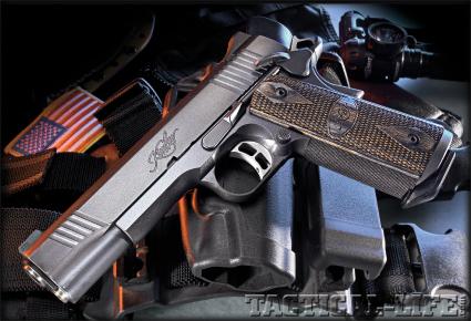Kimber Tactical Custom HD II .45 ACP Pistol Review