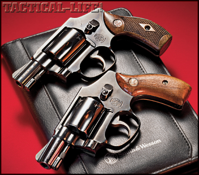 Battle of the Baby Revolvers | Snub Nose Revolvers