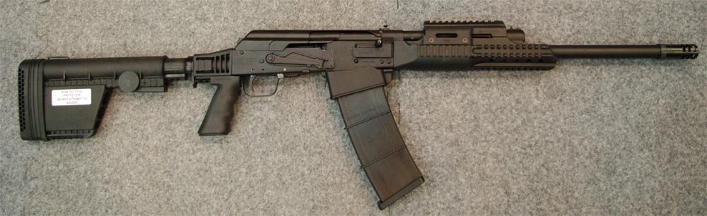 MACH 1 ARSENAL Saiga 12 Shotgun