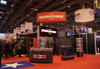surefire-booth