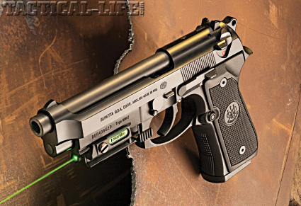 Beretta's Military Classic M92 9mm Handgun Review