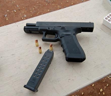 Gen4 Glock 22 And Glock 17