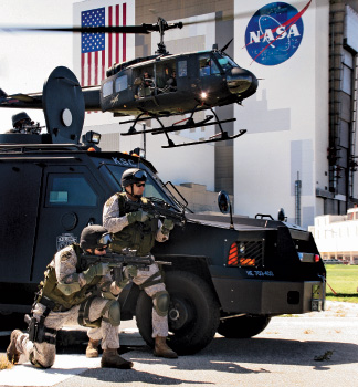 NASA ERT: Spaceport Protectors