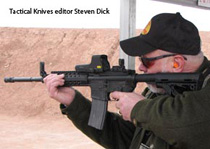 Tactical Knives Editor Steven Dick