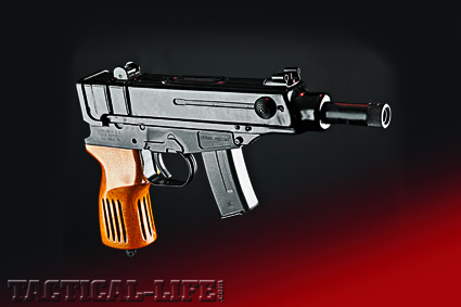 Czechpoint VZ  61 Scorpion  32 ACP Handgun Review