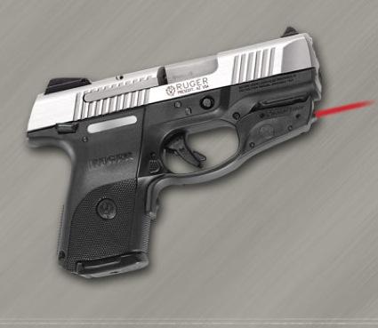 Crimson Trace LG-449 Laserguard for Ruger SR9c Compact
