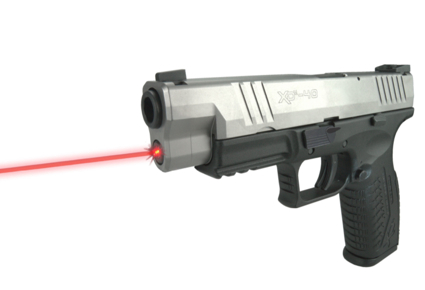 Lasermax guide rod red laser for springfield xd9 xd 9mm/. 40 (3.