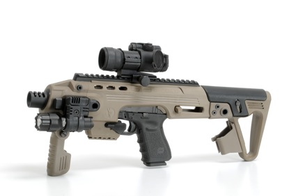 EMA Tactical RONI Pistol Carbine Conversion Kit - VIDEO