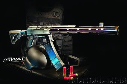 R&R Targets Saiga Tactical 12 Gauge Shotgun