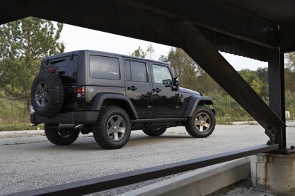 2011 Jeep Wrangler Call of Duty® Black Ops Edition