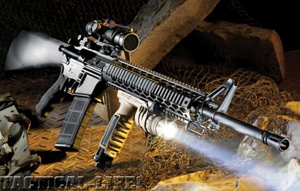 del ton m16a4 5 56mm