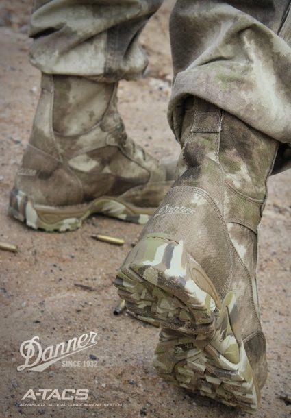 Danner Tfx A Tacs Tactical Boots