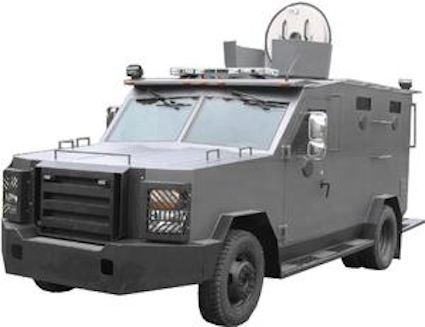 Elgin, Illinois police unit may get an armored vehicle