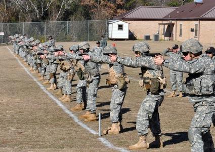 75th Ranger Regiment Wins Mcoe Pistol Title