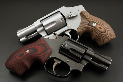 VZ Grips for Smith & Wesson J-Frame Revolvers