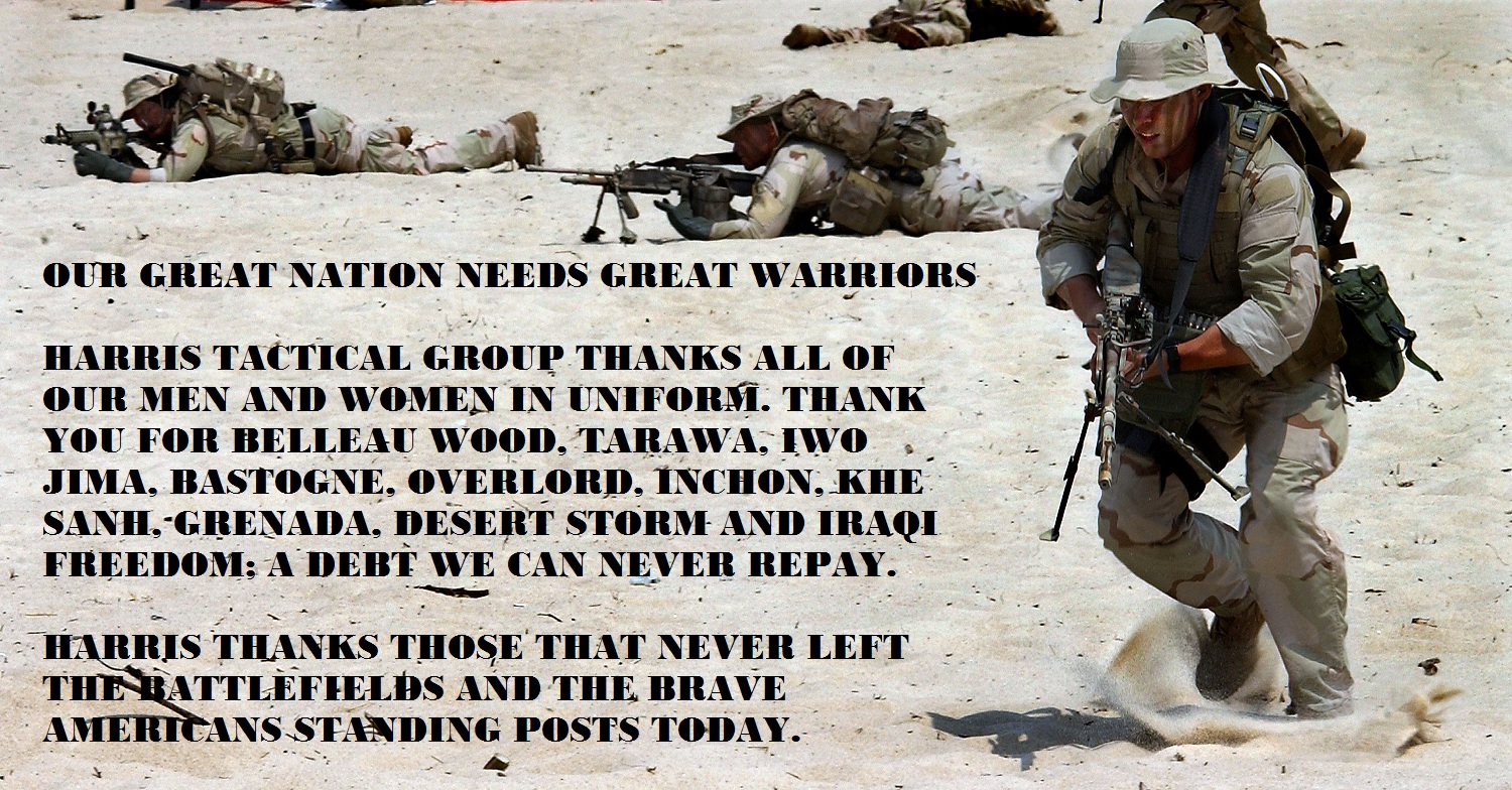Thank You United States War Veterans