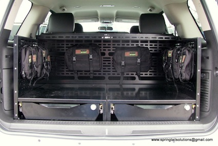 Mpac Mission Specific Module Msm For Suvs