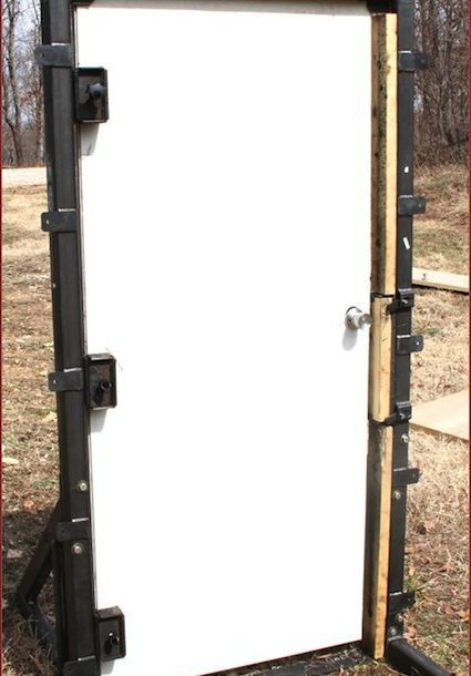 Range Systems Breach Door System