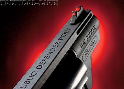 TAURUS PUBLIC DEFENDER POLYMER  45/ 410