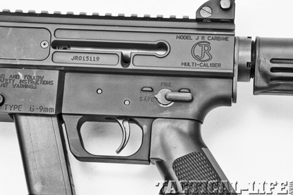 CONTEMPORARY CARBINES: HI-POINT  45 ACP & JR CARBINE 9MM