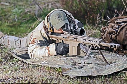 BARRETT M107A1 CQ
