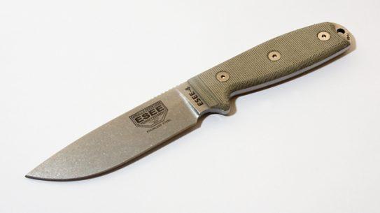 Jeff Randall TOPS Knives Laser Strike Knife