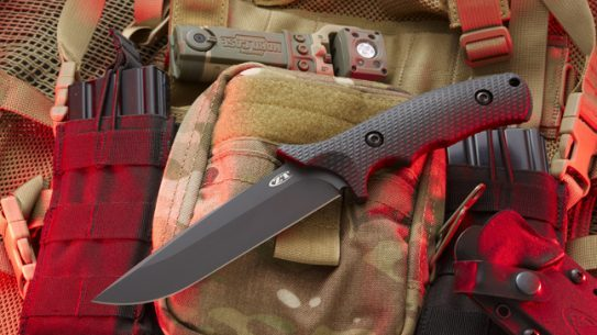 Zero Tolerance Tactical Knife