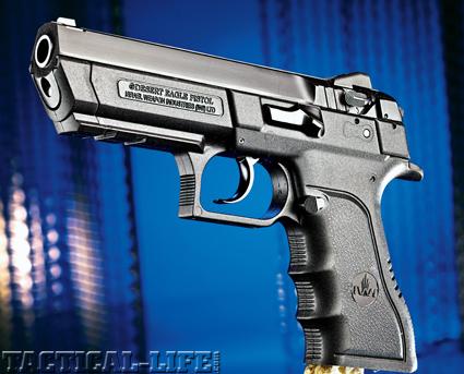 Baby Desert Eagle Ii Tactical Life Gun Magazine Gun News And Gun Reviews