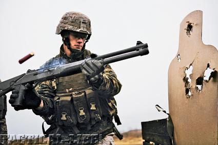 battlefield boomsticks military shotguns