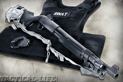 Stevens 350 Security 12 Gauge Tactical Shotgun Review