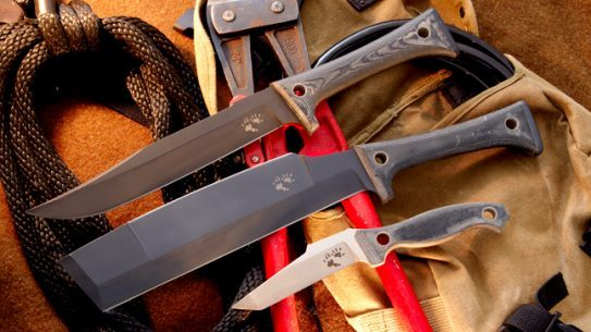 Americanas, Razorback, and Ferret Knives