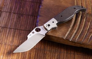 Spyderco/Schempp Navaja Knife