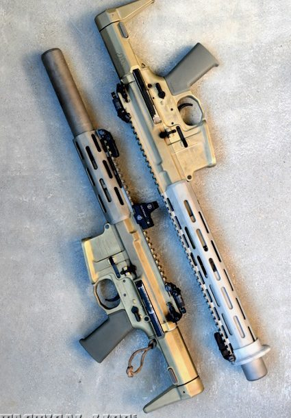 AAC's HONEY BADGER PDW (with video)
