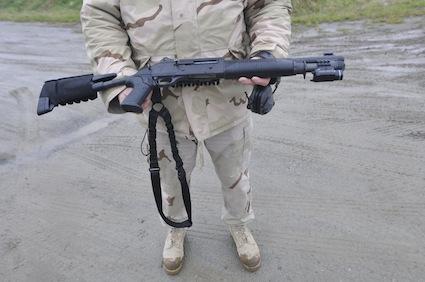 Portland P D  buys 10 custom Benelli M4 shotguns