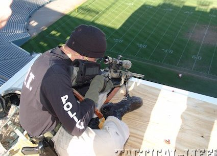 Football Stadium Snipers