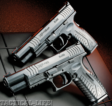 Springfield Xdm 5 25 Competition Series