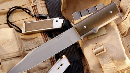 Combat Survivor Knife