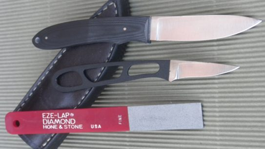 Baldy Mountain Forge Hunting Knives