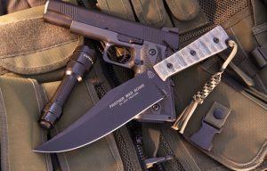 Prather War Bowie Knife