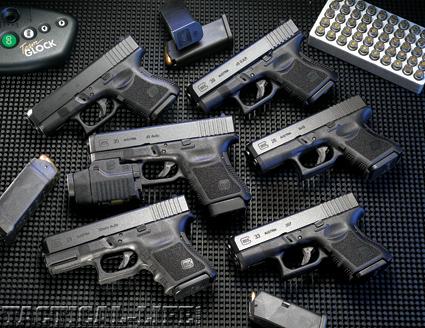 Glock Blue Label Program Assists LEOs