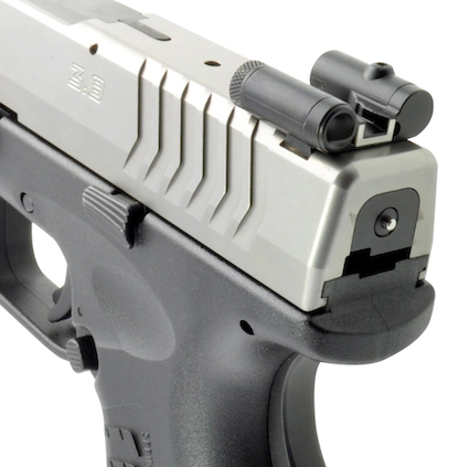 LaserLyte Rear Sight Laser for Springfield XD/XD(M)