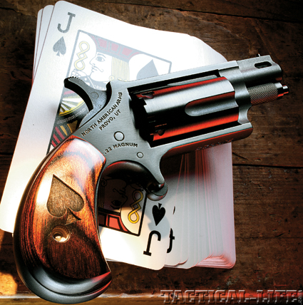 Blackjack pistol