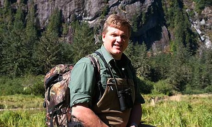 Ray Mears. Photograph: ITV