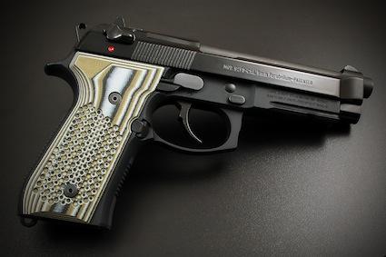 Vz Grips G10 For Beretta Para