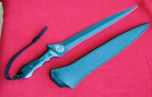 Brunei Armed Forces Kris Knife
