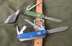 Swiss Bianco Alex Lumberjack and Firesteel Farmer