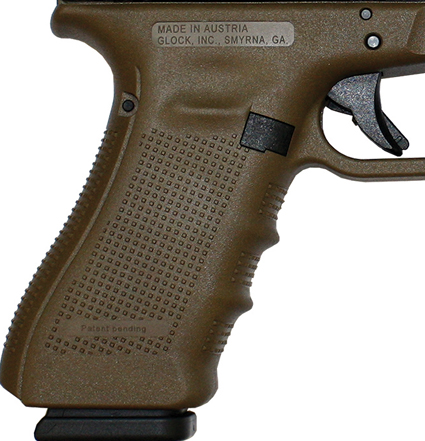 glock-pistol-green