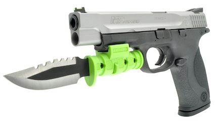 Zombie Knife Pistol Bayonet c