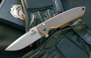 VECP Les George's Rockeye Knife