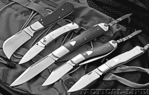 A.G. Russell Retro Knives
